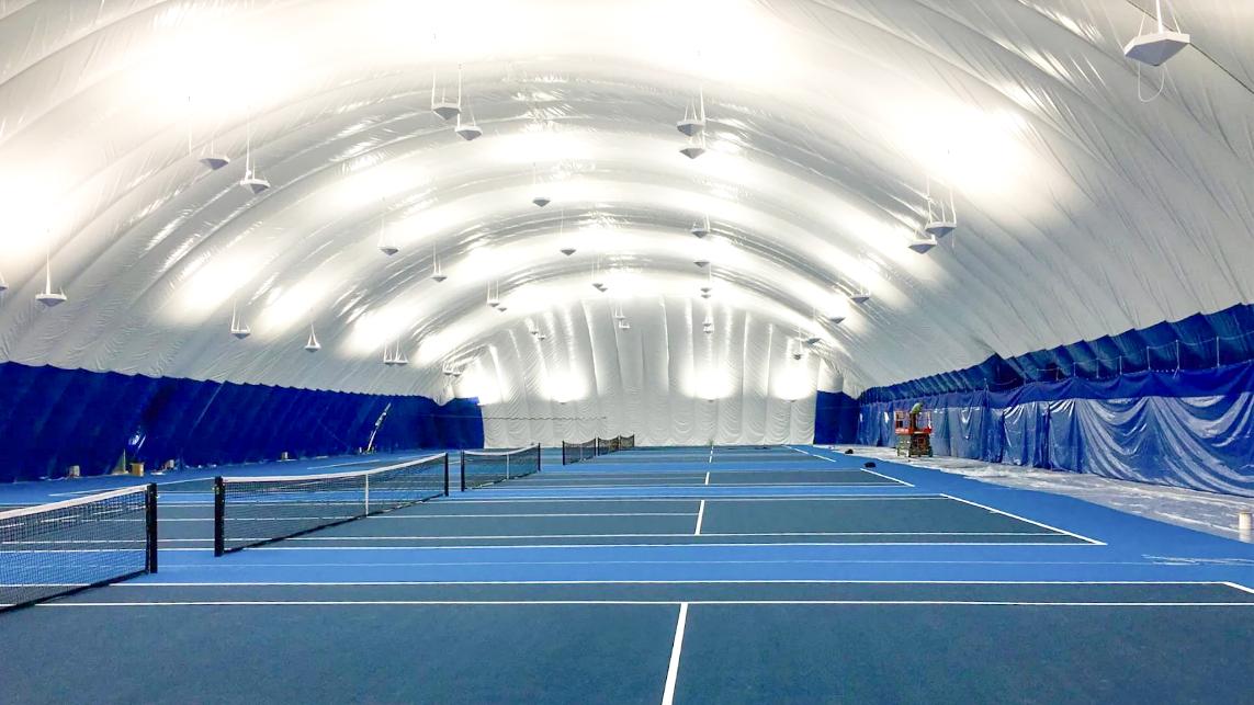 Brite Court Tennis Lighting Led Tennis Lighting For Indoor