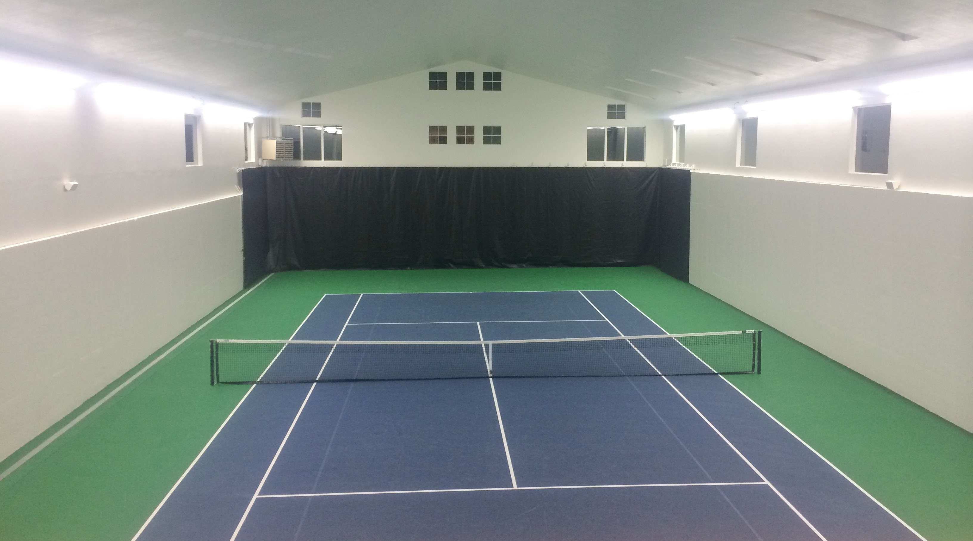 Brite Court Tennis Lighting Brite Court LED Tennis Lighting Gallery Indoor T