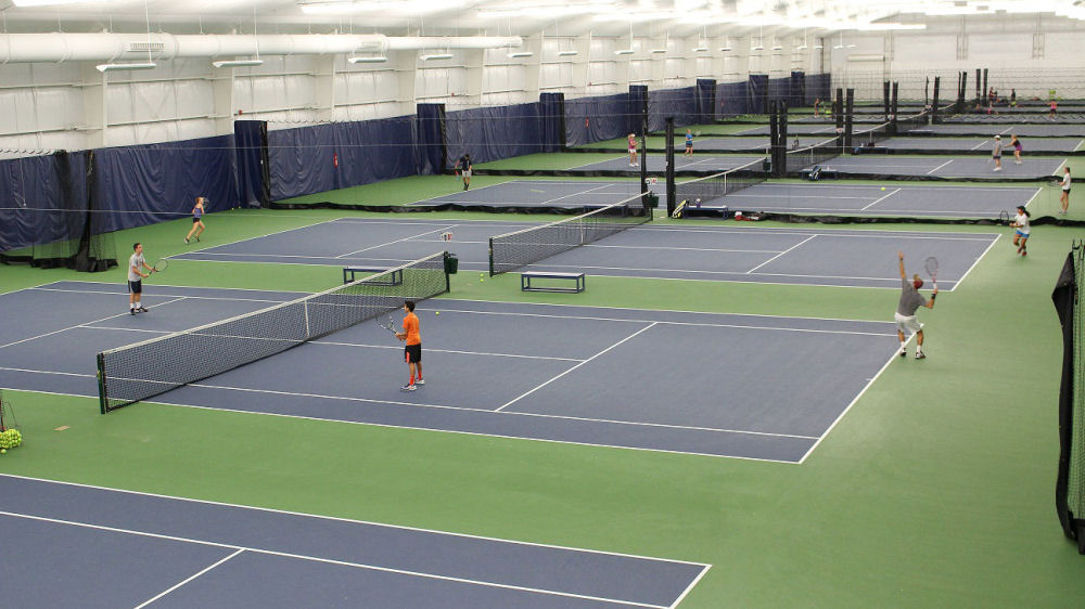 Brite Court Tennis Lighting LED Tennis Lighting For Indoor Outdoor Tenn