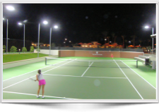 Brite court tennis lighting led tennis lighting for indoor outdoor led indirect lighting 68 energy reduction replace 1000 w halides 1 for1 dimmable individual court management outdoor led tennis lighting 68 energy aloadofball Choice Image