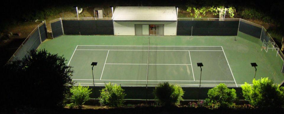 Brite Court Tennis Lighting LED Tennis Lighting T5 Tennis Lights For Indoor