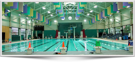 Brite Court LED and fluorescent lighting for swimming pools